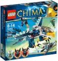 Zvětšit fotografii - LEGO CHIMA 70003 Erisina orlí stíhačka