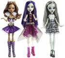 Monster High Oživlá příšerka - Spectra Vondergeist Y0423 Mattel