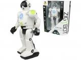 Made robot Zigy černá