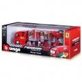 Ferrari Race & Play Racing Hauler (1:43) servisní kamion s autíčkem