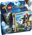 LEGO CHIMA 70110 Gorilí skok