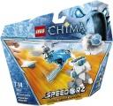LEGO CHIMA 70151 Mrazivé ostny
