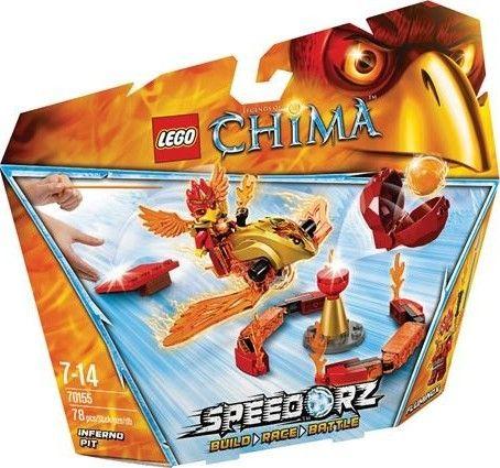 LEGO Chima 70155 Pekelná brána