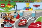 LEGO Duplo 10924 Závodní den Bleska McQueena