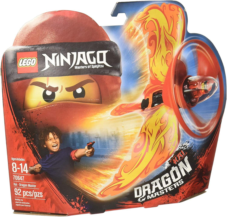 LEGO Ninjago 70647 Kai pán draků