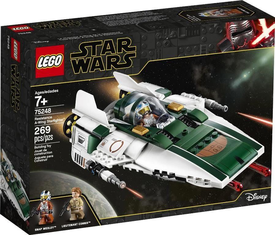 LEGO Star Wars 75248 Stíhačka A-Wing Odboje