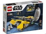 LEGO STAR WARS 75281 Anakinova jediská stíhačka