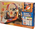 MATTEL Hot Wheels Bourací set