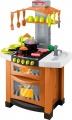 Alltoys Halsall Smart Elektronická kuchyň 90cm, 28ks příslušenství, zvuk Smoby