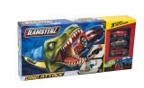 Alltoys Halsall Teamsterz dráha dinosaurus + 3 autíčka