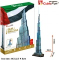 CubicFun 3D puzzle Burj Khalifa, Dubai 136 ks