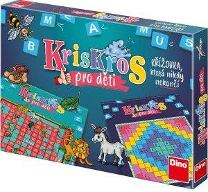 Dino Kris Kros pro děti