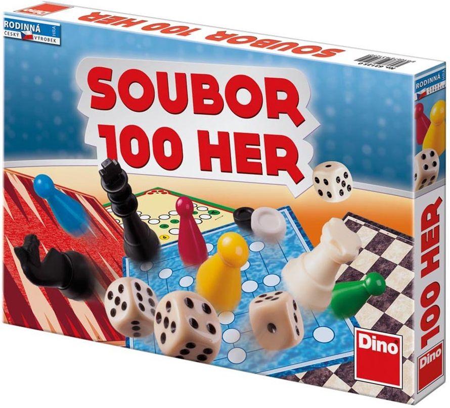Dino Soubor 100 her