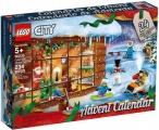 Lego 60235 CITY Adventní kalendář