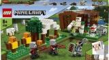 LEGO Minecraft 21159 Základna Pillagerů