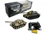 MaDe Tank na ovládání s pásy
