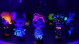 MGA L.O.L. Surprise! Neonová třpytková panenka