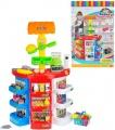 Mikro Trading Obchod potraviny 78cm, baterie, světlo, zvuk Klein