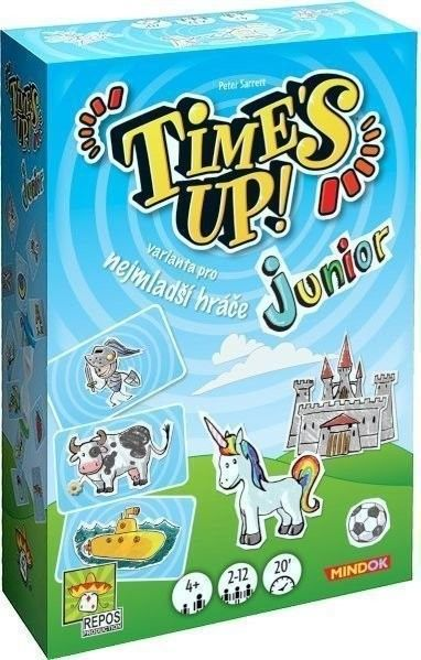 Mindok Time's Up! Junior