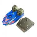 Silverlit R/C vznášedlo Hover Racer 82014 RtR na dálkové ovládání