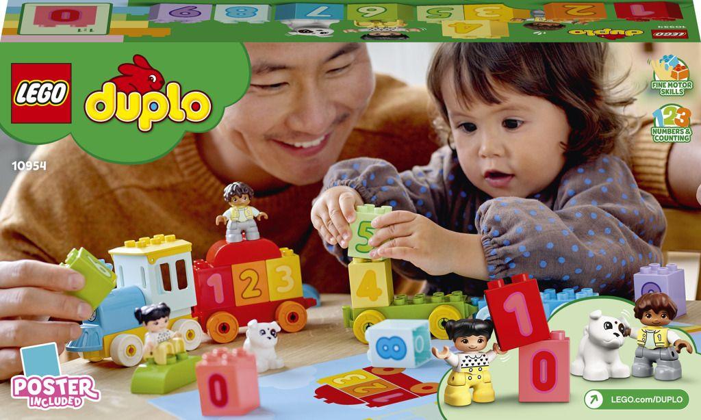 LEGO Duplo 10951 Stáj s poníky