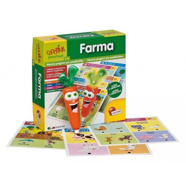 Lisciani Carotina Farma