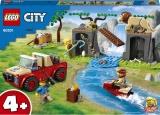 LEGO City 60301 Záchranářský teréňák do divočiny