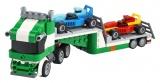 LEGO Creator 31113 Kamion na přepravu závodních aut
