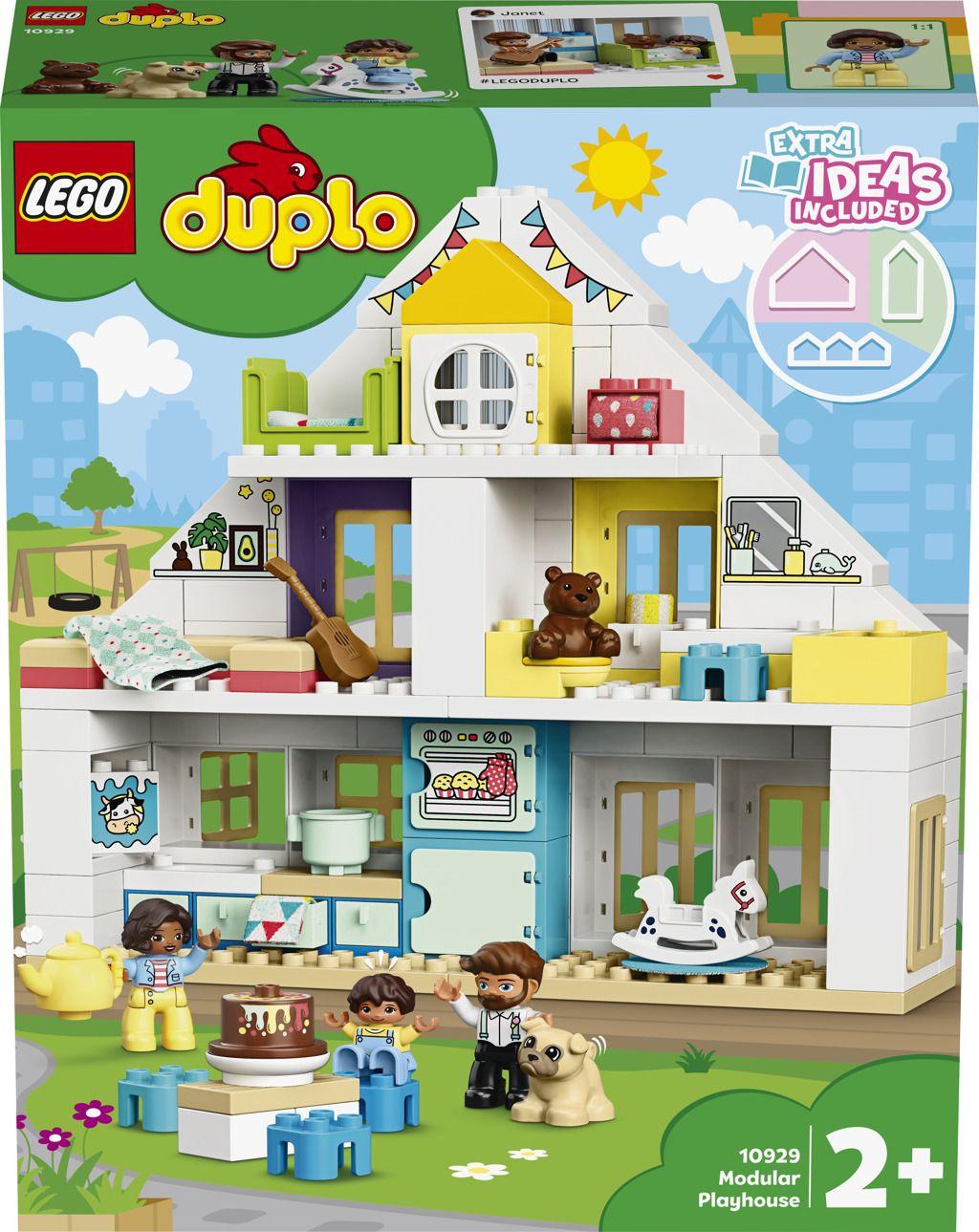 LEGO Duplo 10929 Domeček na hraní