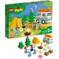 LEGO DUPLO 10946 Dobrodružství v rodinném karavanu