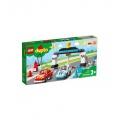 LEGO DUPLO 10947 Závodní auta