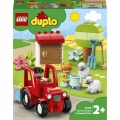 LEGO DUPLO 10950 Traktor a zvířátka z farmy