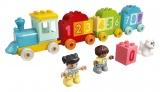 LEGO DUPLO 10954 Vláček s čísly – Učíme se počítat