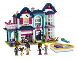 LEGO Friends 41449 Andrea a její rodinný dům