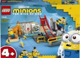 LEGO Mimoni 75546 v Gruově laboratoři