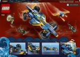 LEGO Ninjago 71752 Univerzální nindža auto