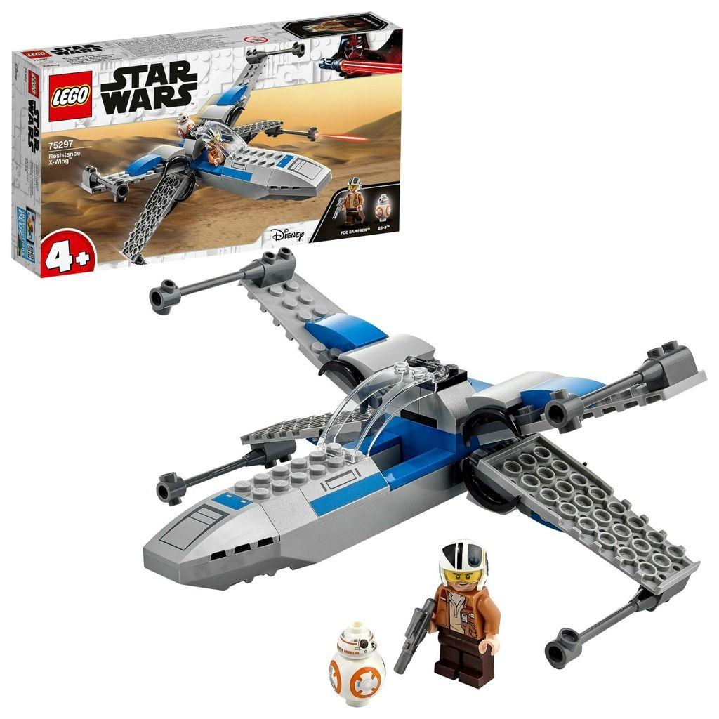 LEGO Star Wars 75297 Stíhačka X-wing odboje