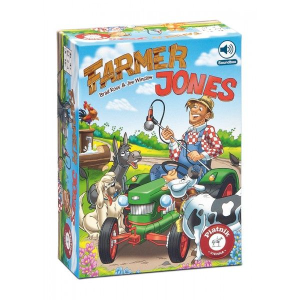 Piatnik Farmer Jones