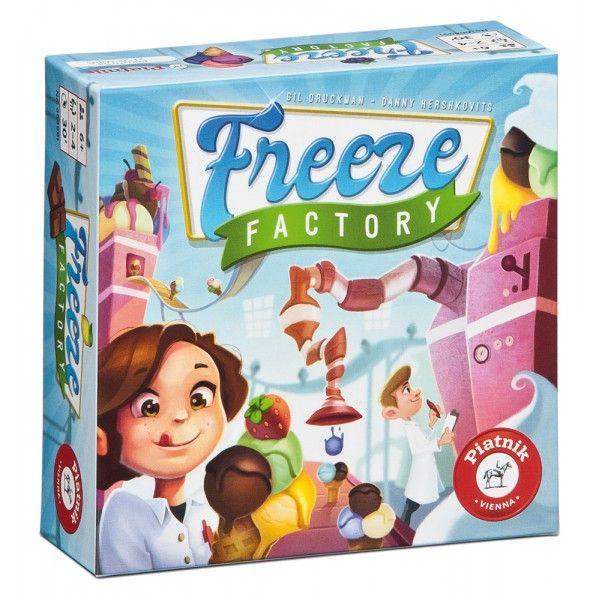 Piatnik Freeze Factory
