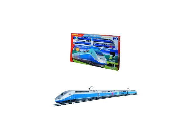 MEHANO - Vlaková sada TGV Duplex, H0 - mírně poškozený obal