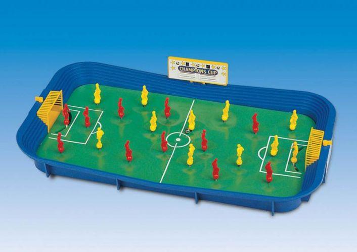 Stolní Kopaná/Fotbal společenská hra plast 53x30x7cm v krabici Cheva