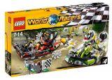 Lego RACERS 8899 - Krokodýlí močál