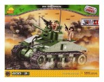 Cobi 2443 Tank SHERMAN II WW - Small Army