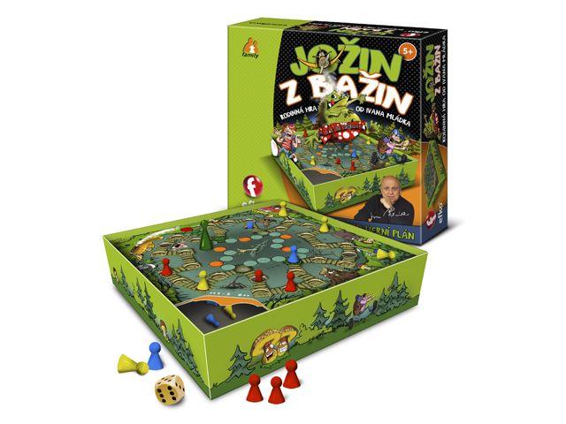 EFKO Jožin z bažin - stolní hra