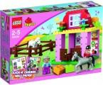 Zvětšit fotografii - LEGO DUPLO 10500 Koňské stáje