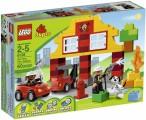 Zvětšit fotografii - LEGO DUPLO 6138 Moje první hasičská stanice