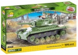 COBI 2457 Tank M24 CHAFFEE - Small Army
