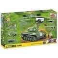COBI 2457 Tank M24 CHAFFEE - Small Army