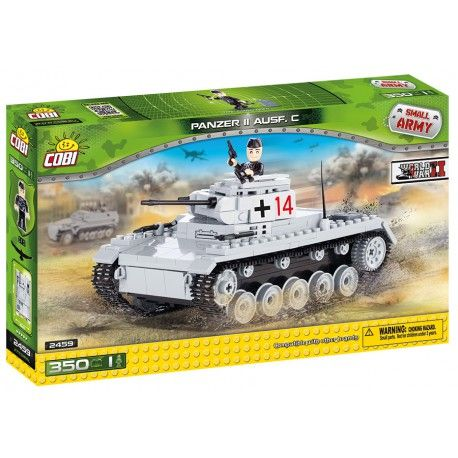 Cobi 2459 Small Army Panzer II Ausf. C