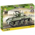 Cobi 2464 Tank M4A1 Sherman - Small Army